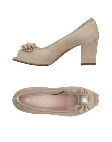 Zapatos casuales salvajes Zapato - De Salón Grünland Mujer - Zapato Salones Grünland - 11483650PV Beige 0efe4a