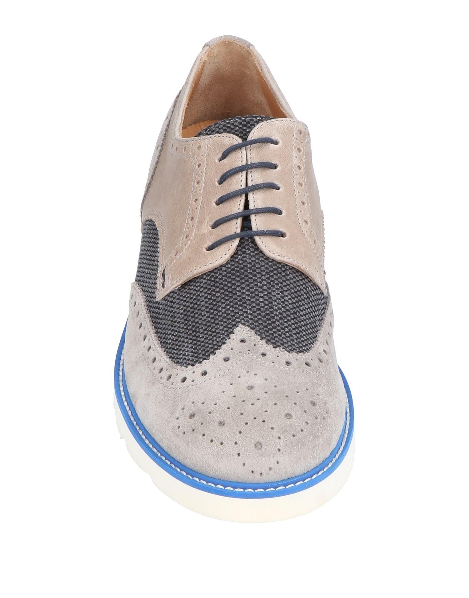 Rabatt echte Schuhe The Willa Schnürschuhe Herren  11483709PP