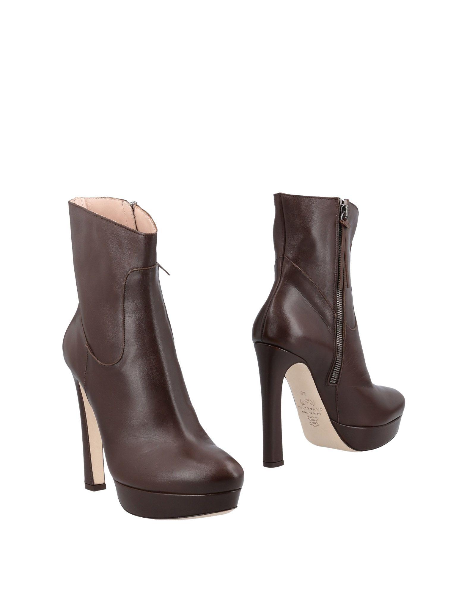 Cavallini Stiefelette Damen  11483722IGGut aussehende strapazierfähige Schuhe