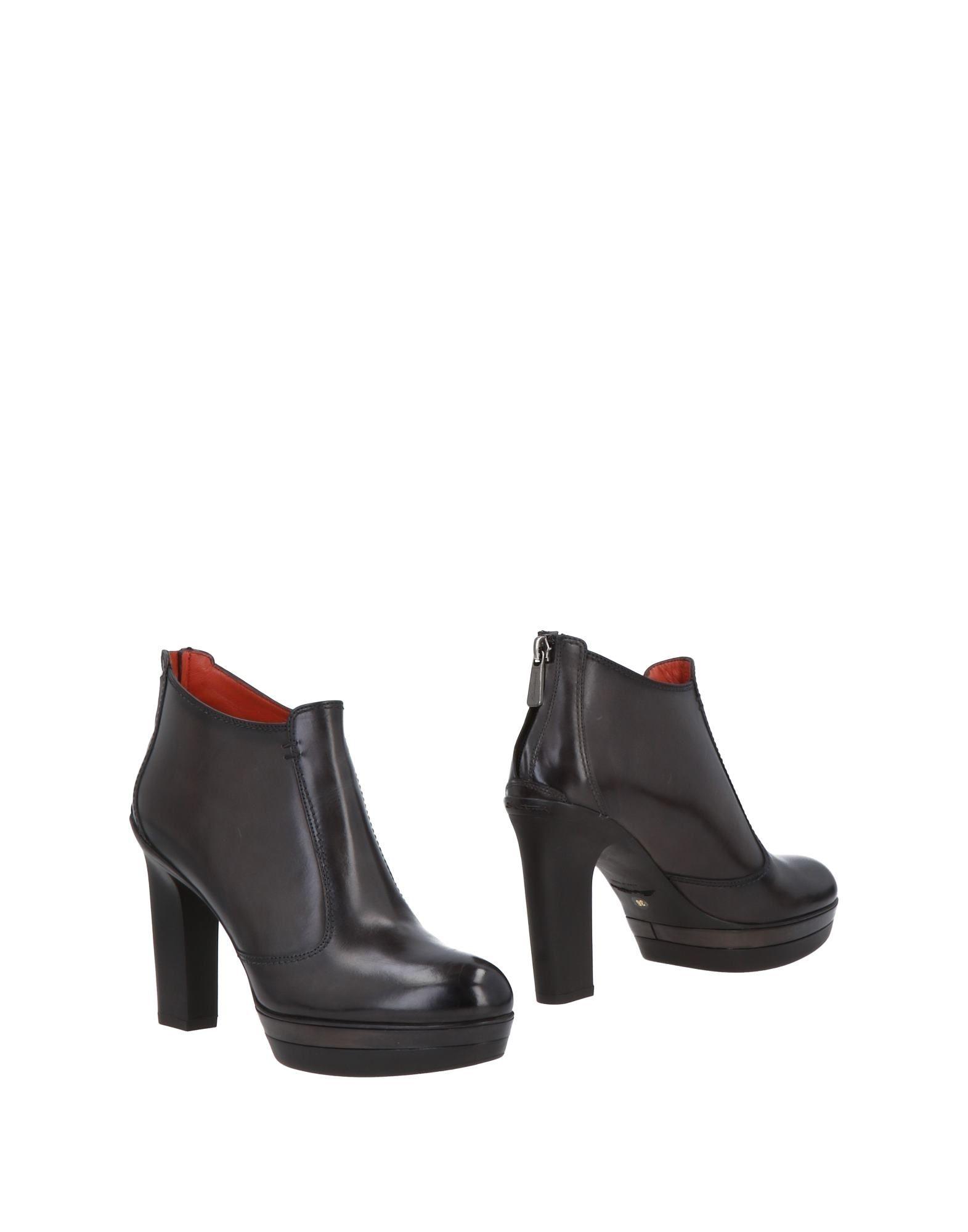 Rabatt Schuhe Santoni Stiefelette Damen  11483757LU