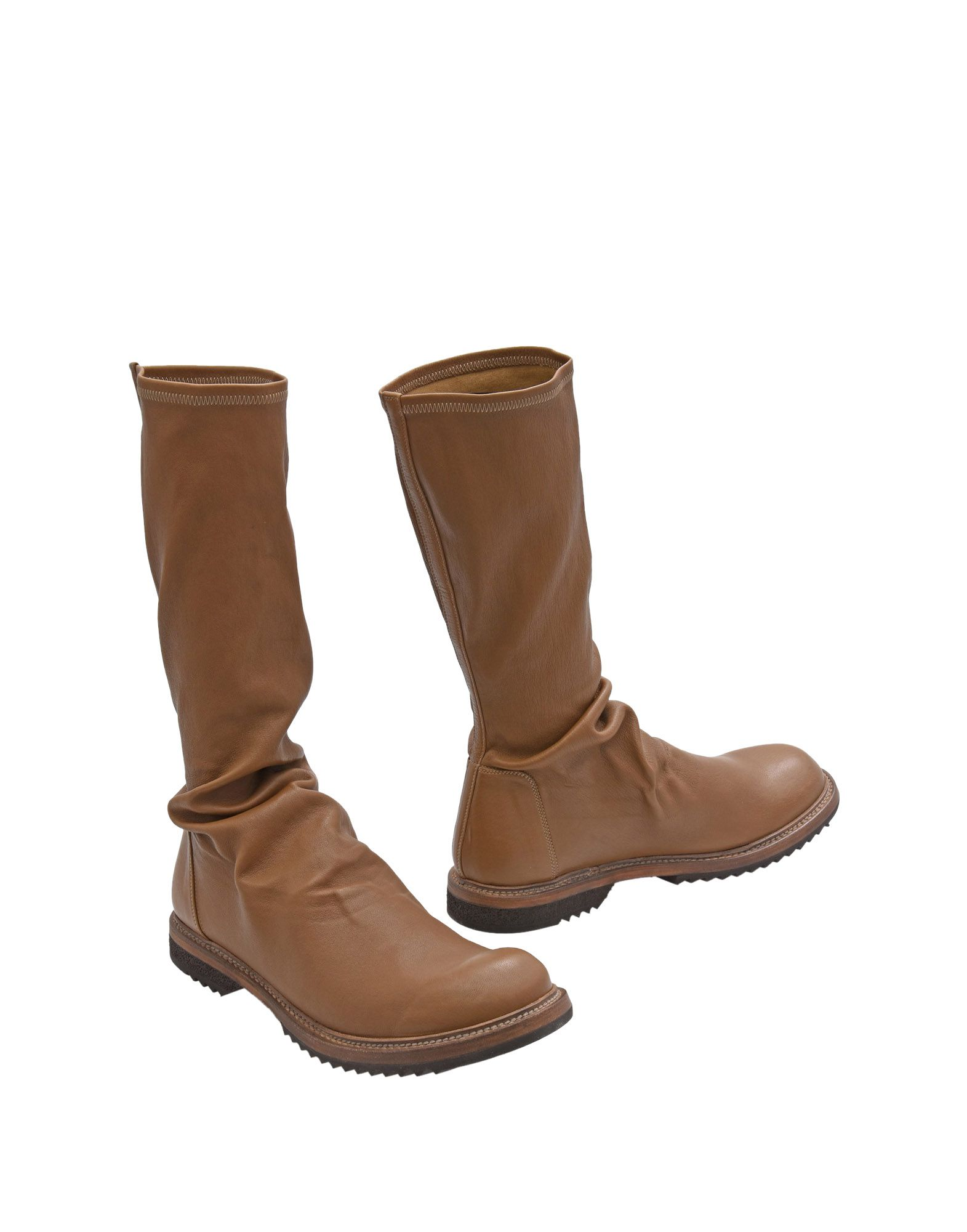Rick Owens Stiefel Damen aussehende  11483818TUGünstige gut aussehende Damen Schuhe b604c1