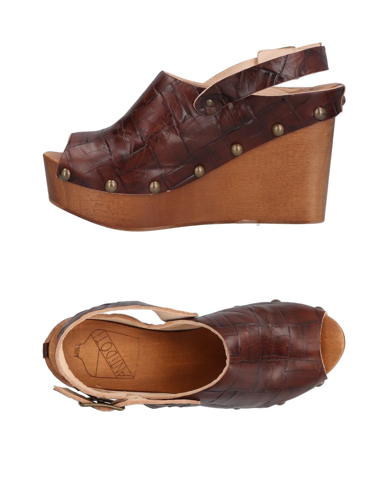 Moda Sandali Antidoti Donna - 11483848LI