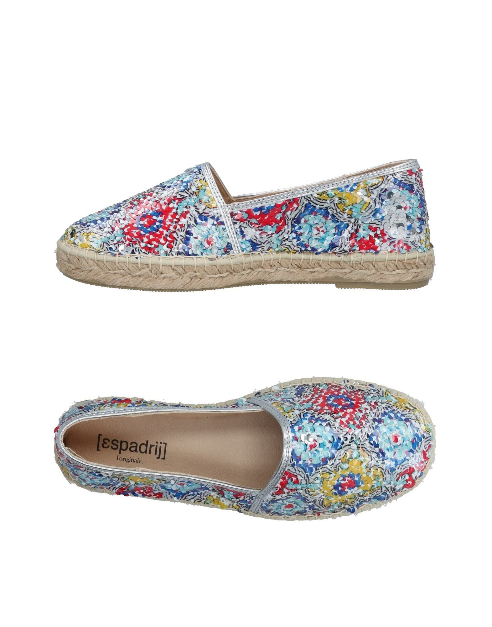 Haltbare Mode billige Schuhe [Espadrij] Espadrilles Damen  11483932BF Heiße Schuhe