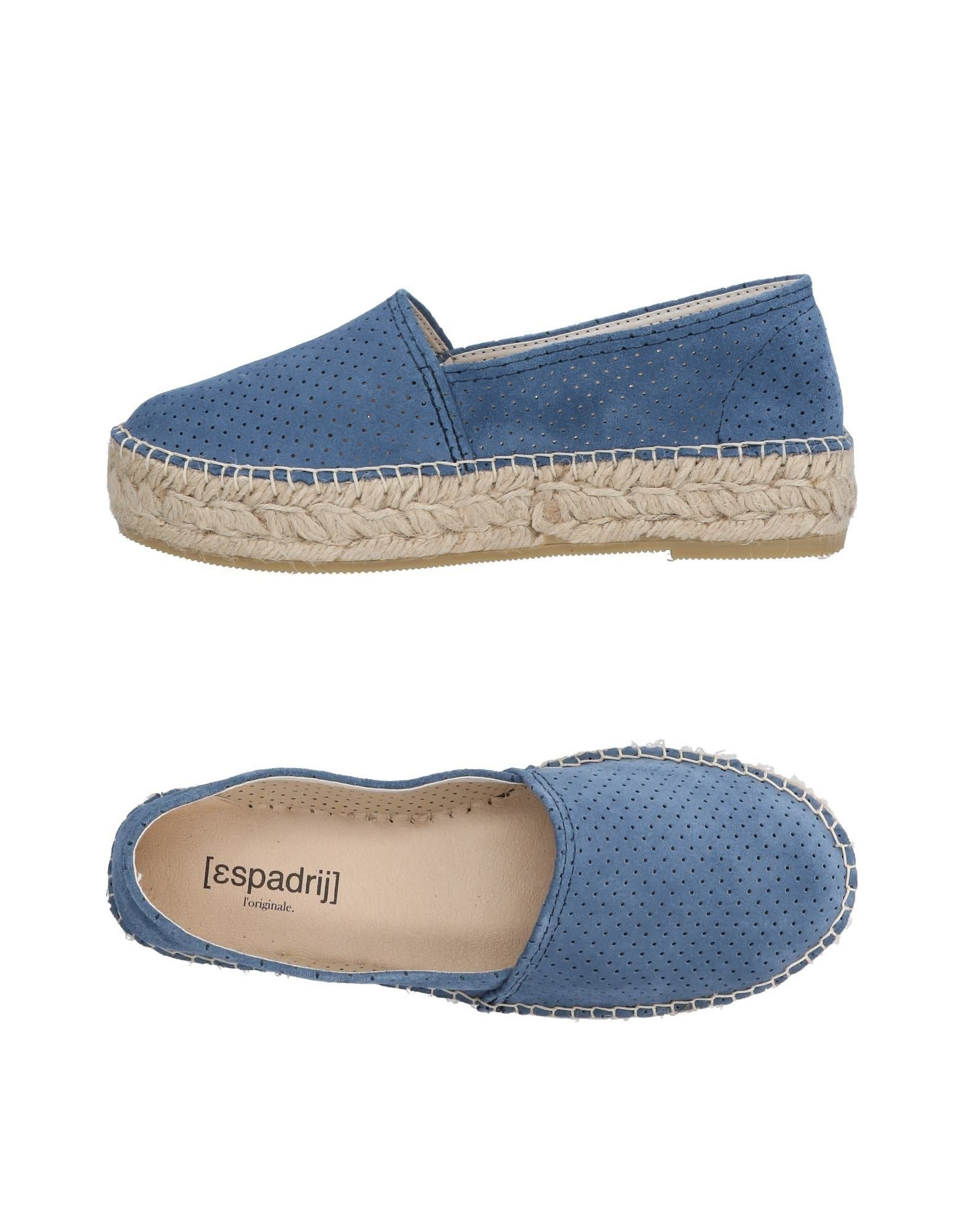 [Espadrij] Espadrilles Damen  11483936FG Gute Qualität beliebte Schuhe