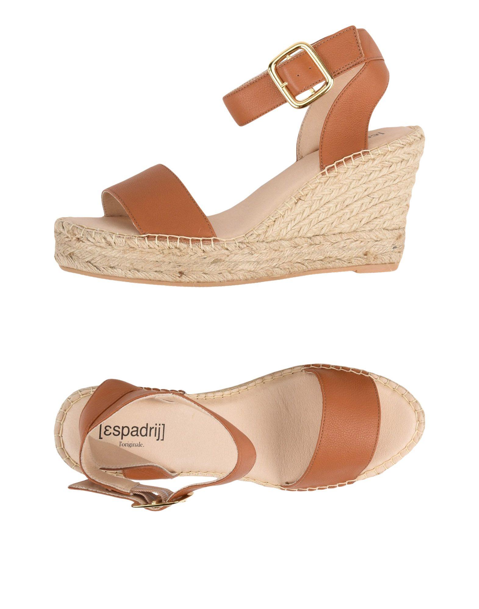 [Espadrij] Sandalen Damen  11483950IA Gute Qualität beliebte Schuhe