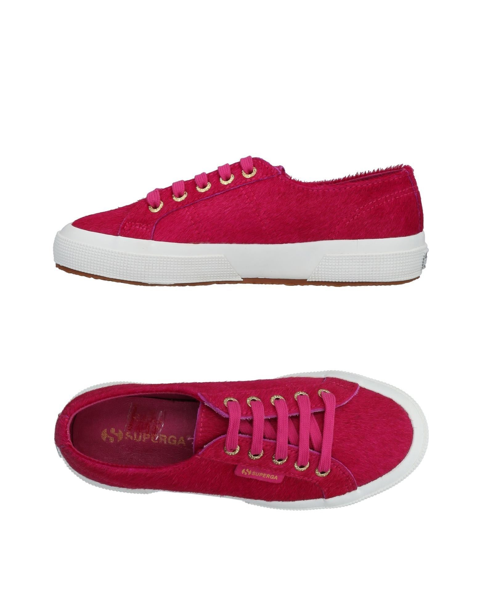 Baskets Superga® Femme - Baskets Superga® Fuchsia Chaussures casual sauvages