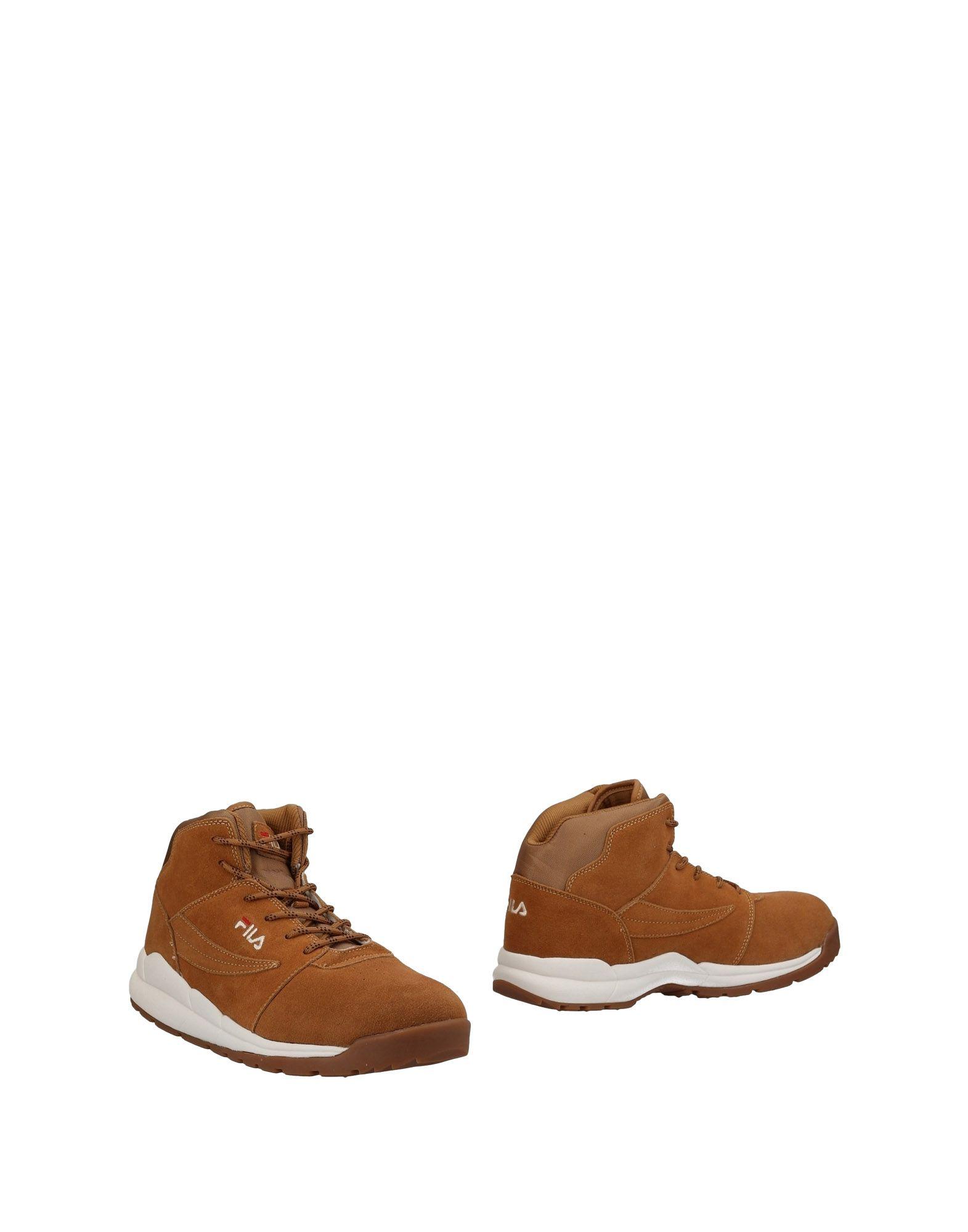 Rabatt Herren echte Schuhe Fila Stiefelette Herren Rabatt  11483967LK ffbad6