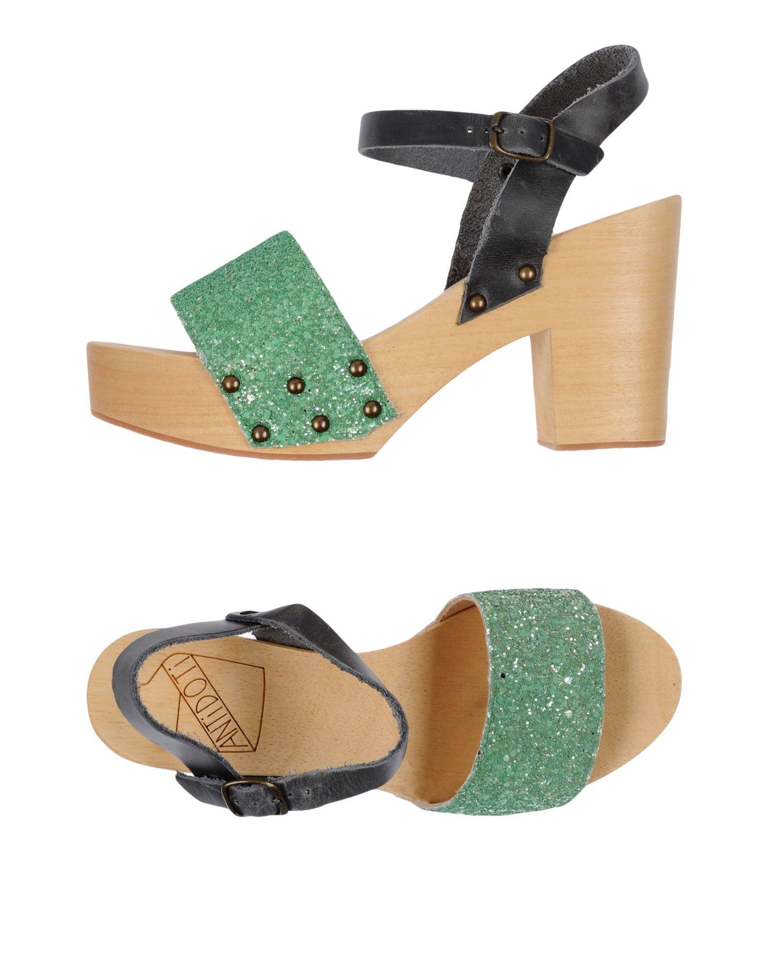 Antidoti Sandalen Damen  Schuhe 11483986VU Gute Qualität beliebte Schuhe  f2fc5c