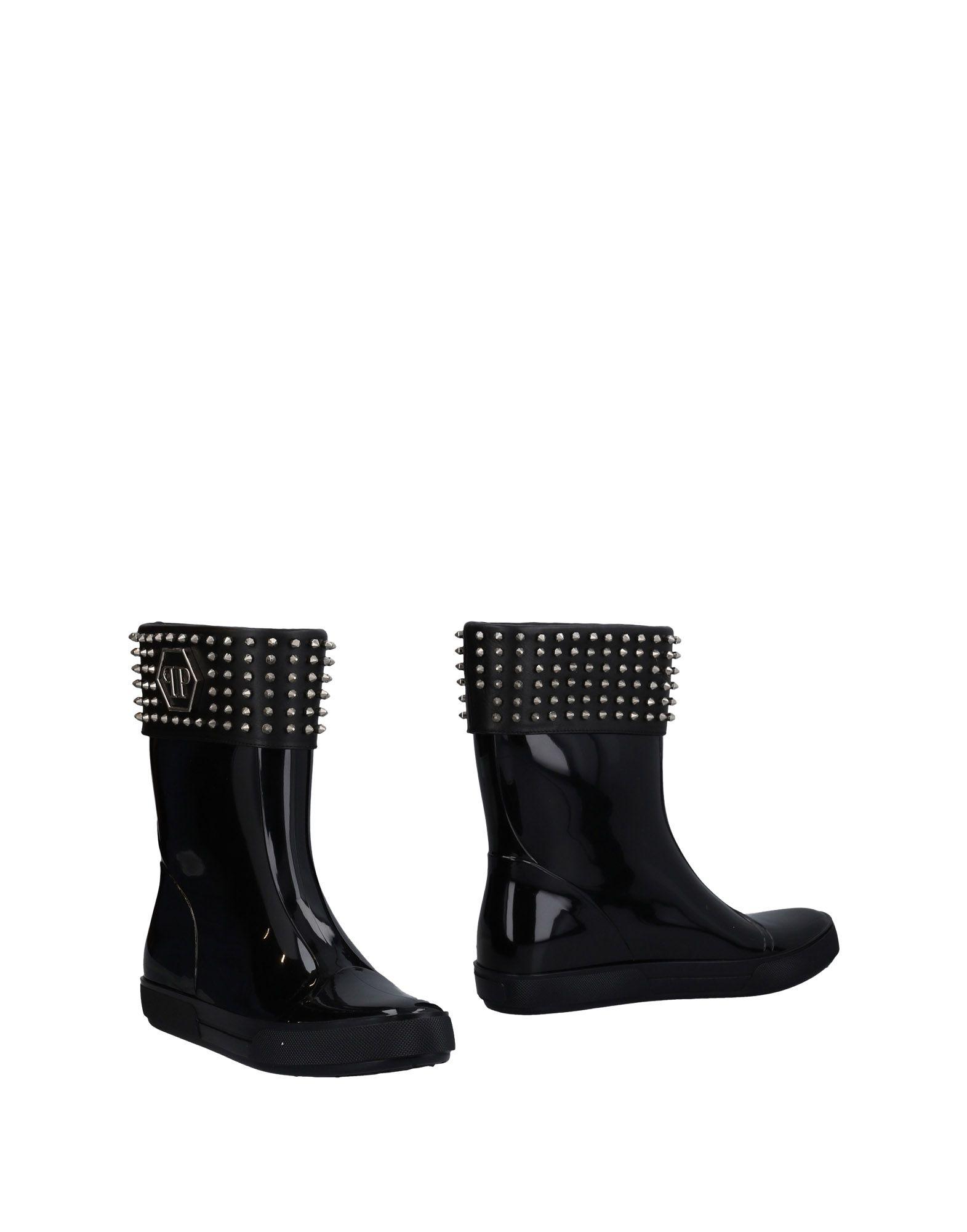Philipp Plein Stiefelette Damen  11484057ON Beliebte Schuhe