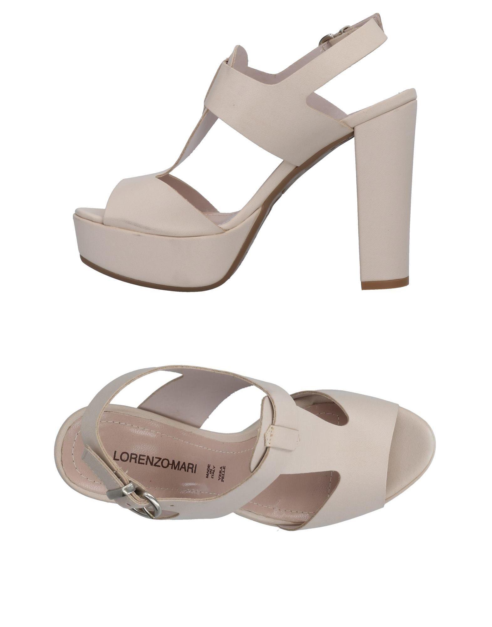 Lorenzo Mari Sandalen Damen  11484115JF Neue Schuhe