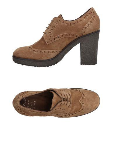 Zapato De Zapatos Cordones Sax Mujer - Zapatos De De Cordones Sax - 11484128VS Caqui d2e6e0
