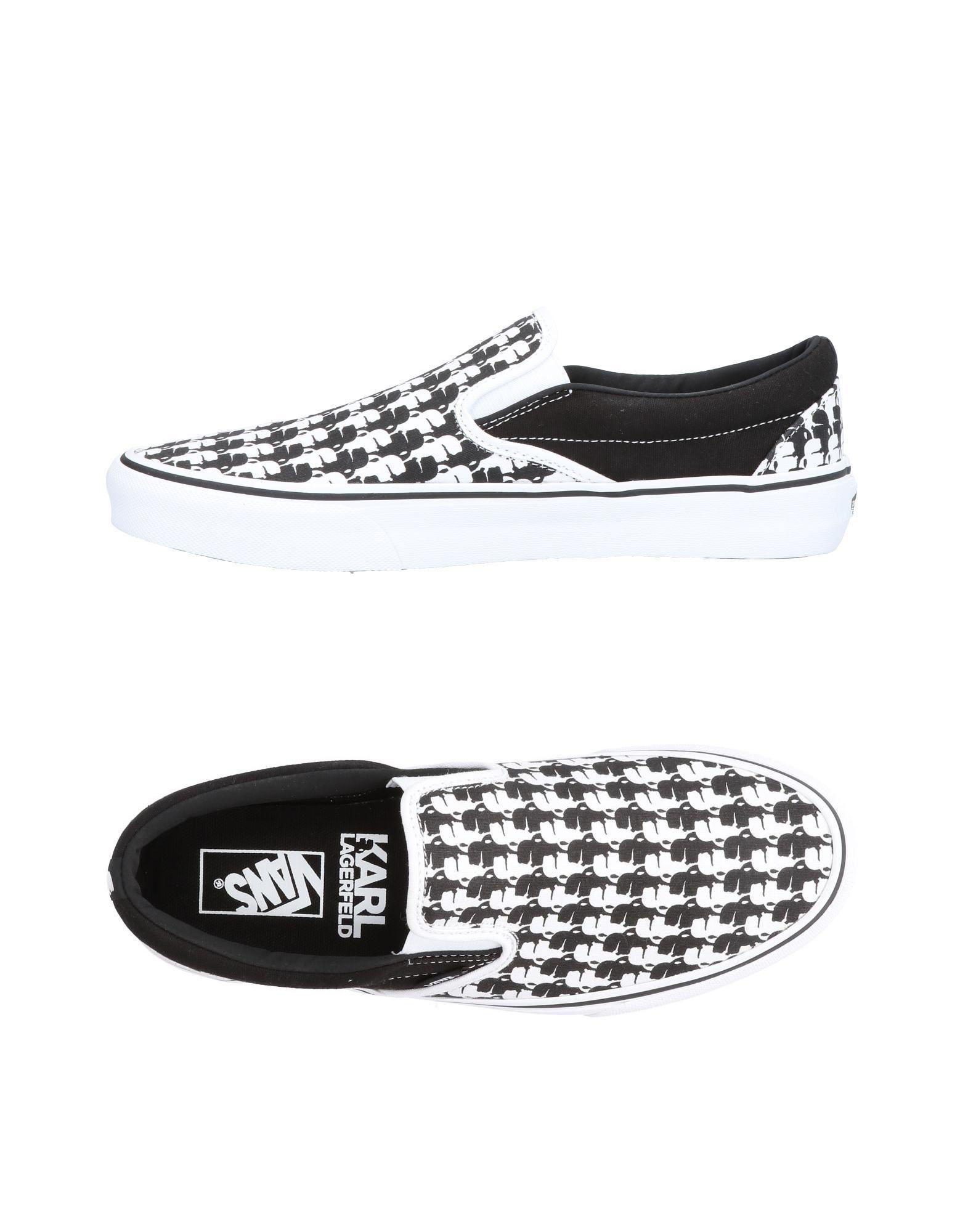 Rabatt echte Schuhe Vans X Karl Lagerfeld Sneakers Herren  11484163AH