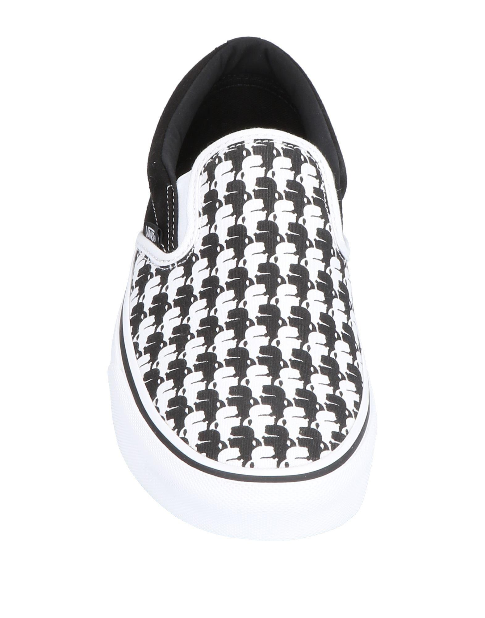 Vans Herren X Karl Lagerfeld Sneakers Herren Vans  11484163AH 09aec0