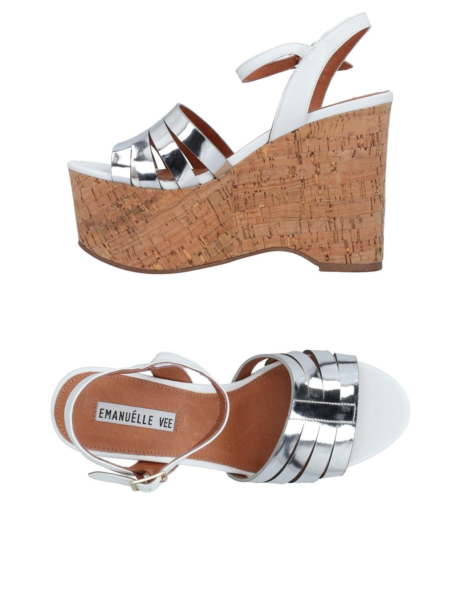 Emanuélle Vee Sandalen Damen  11484180TS Gute Qualität beliebte Schuhe