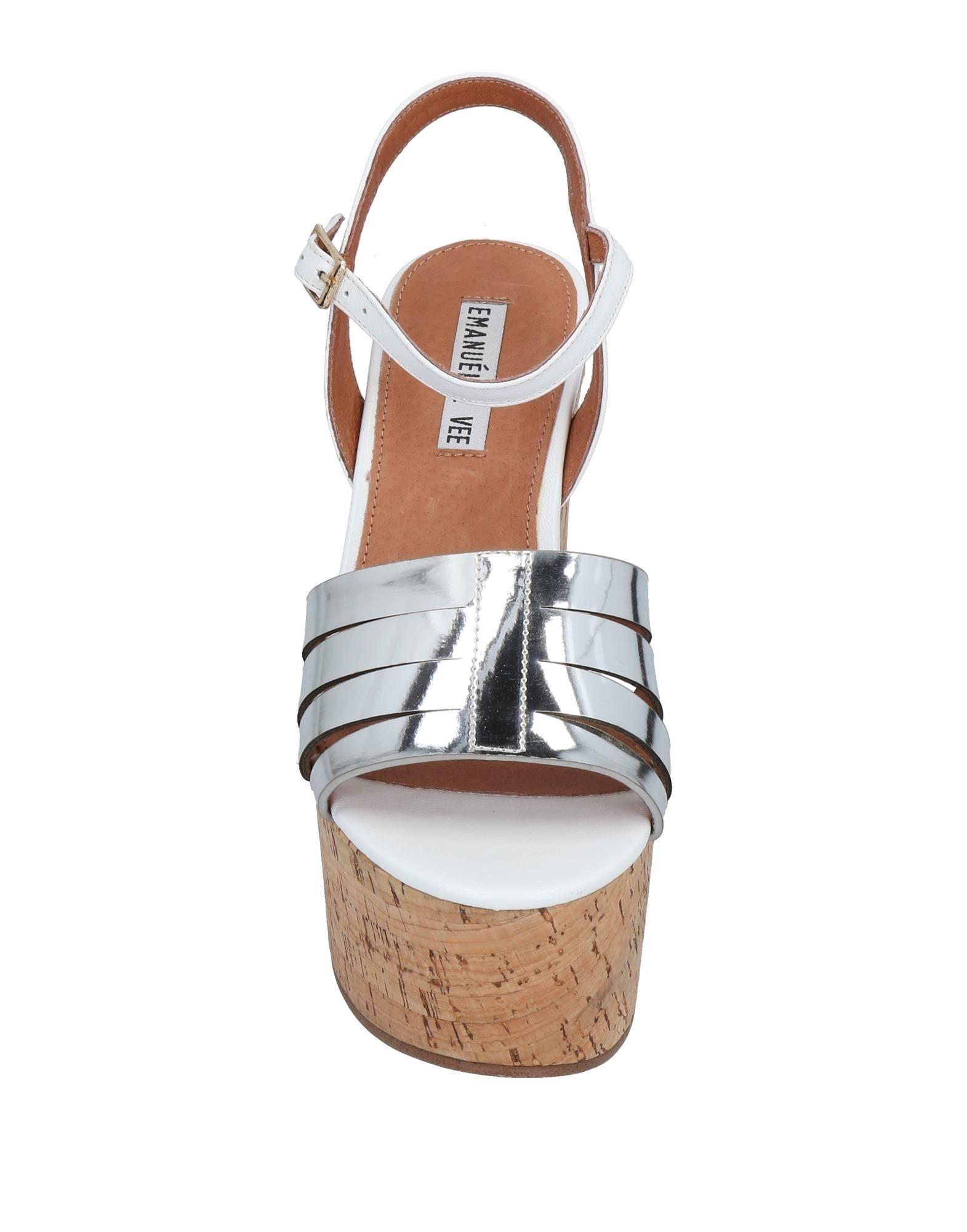 Emanuélle Vee Sandalen Damen  11484180TS Gute Qualität Schuhe beliebte Schuhe Qualität e4c58f