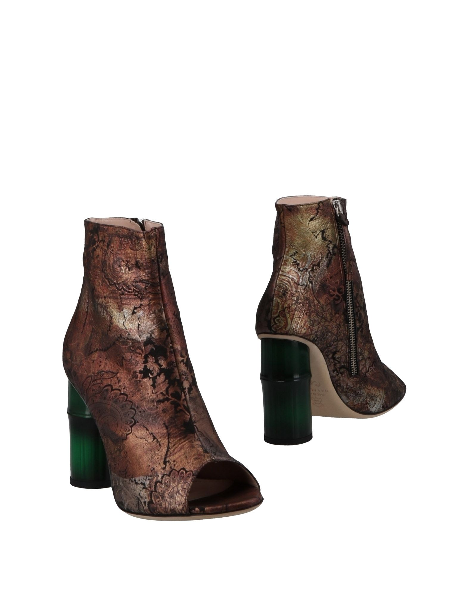 Cavallini Stiefelette Damen  11484209BOGut aussehende strapazierfähige Schuhe