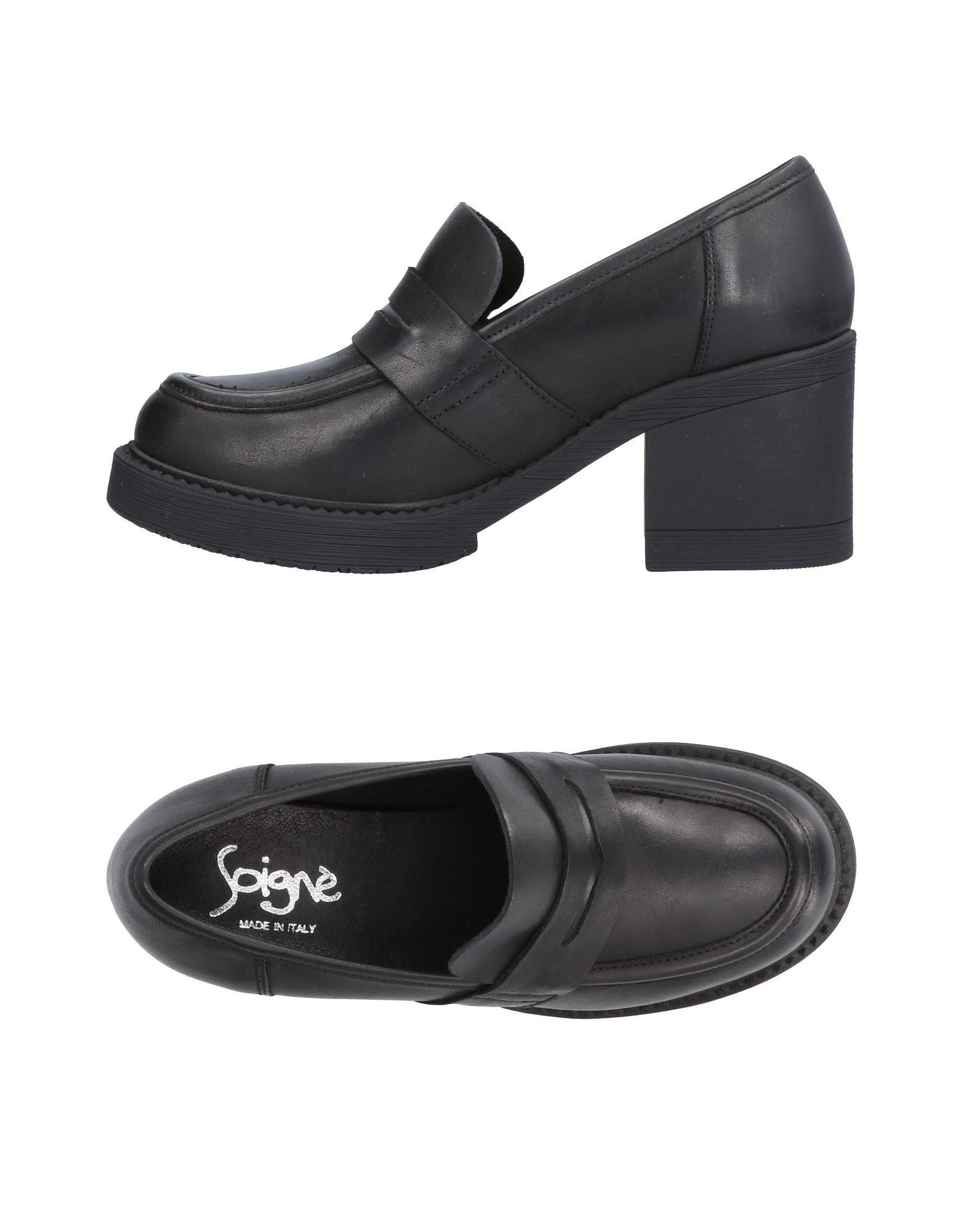 Günstige und modische Schuhe Soignè Mokassins Damen  11484215II
