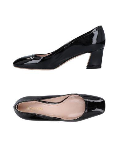 Cómodo y bien parecido Zapato De Salón Cavallini - Mujer - Salones Cavallini - Cavallini 11484262DN Negro 82035b