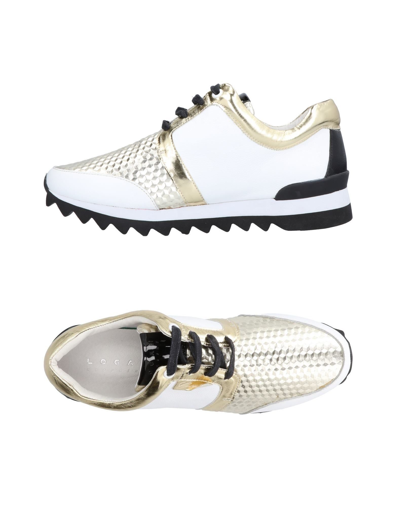 Sneakers 11484276FW Logan Crossing Donna - 11484276FW Sneakers 5e0486