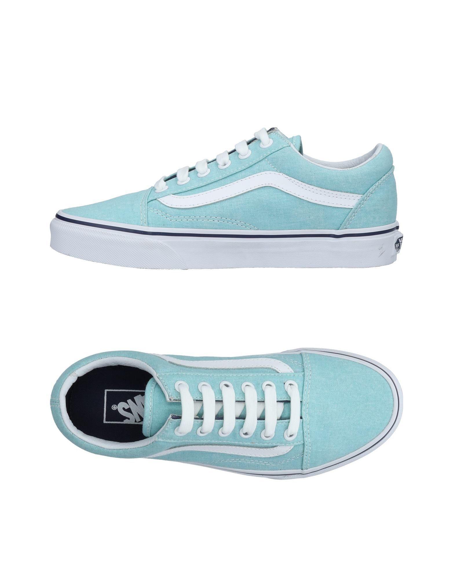 Günstige und modische Schuhe Vans Sneakers Damen  11484289HD
