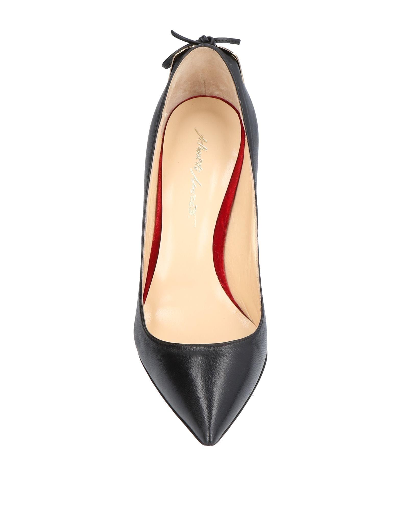 Alberto Moretti Pumps Damen  11484294NDGut aussehende aussehende aussehende strapazierfähige Schuhe 7a941b