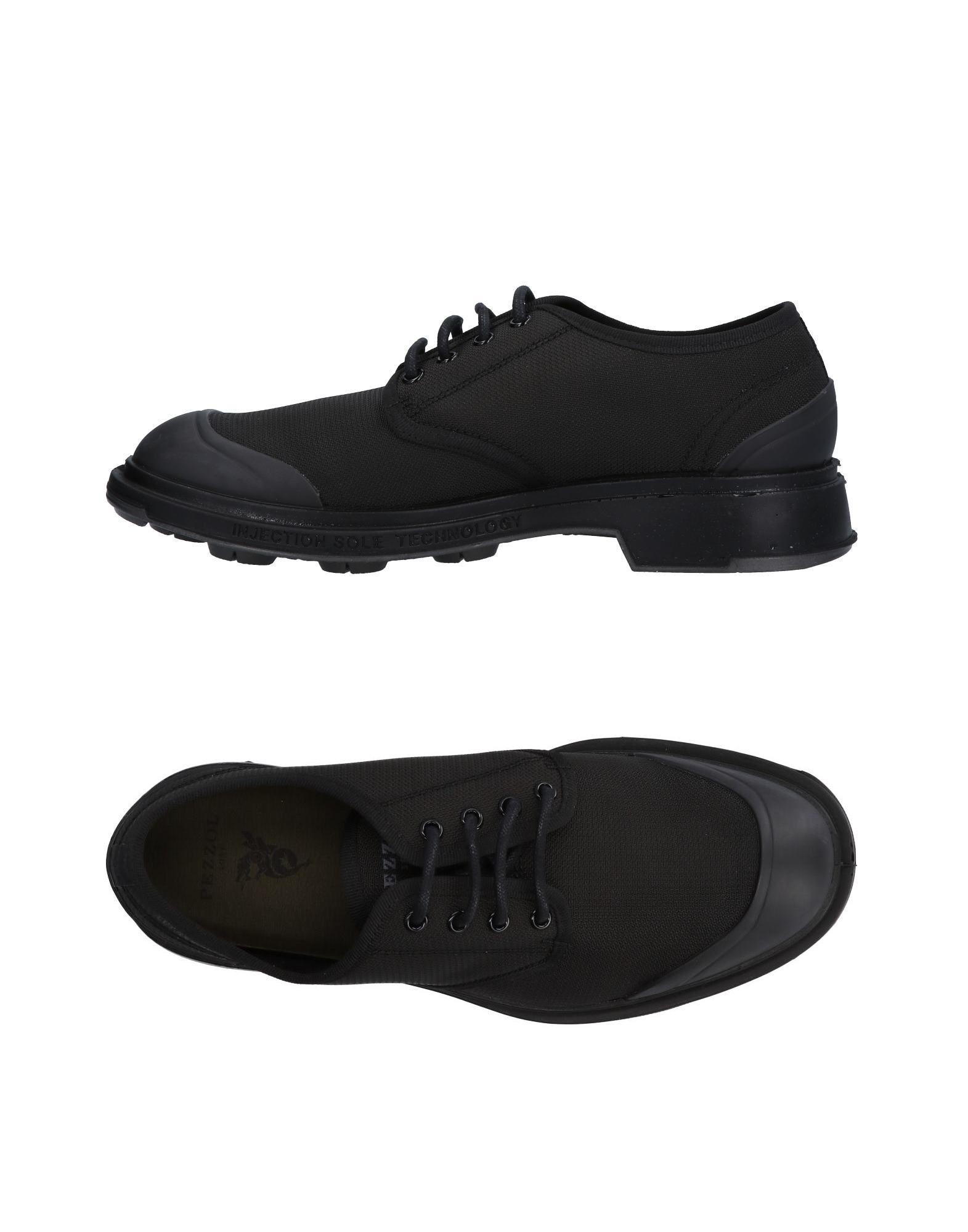 Sneakers Pezzol  1951 Homme - Sneakers Pezzol  1951  Noir Super rabais