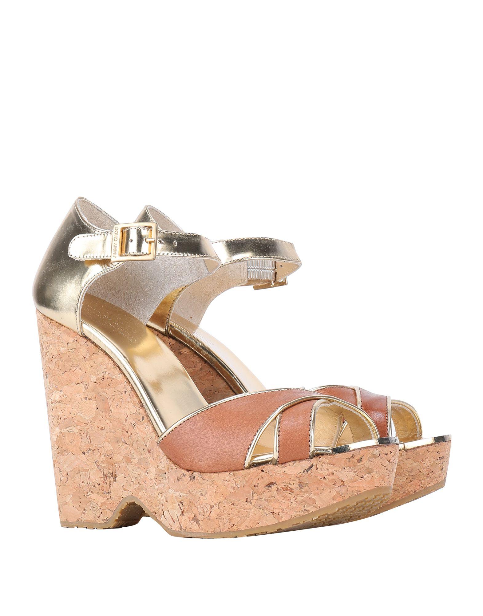 Jimmy Choo gut Sandalen Damen  11484418LFGünstige gut Choo aussehende Schuhe 770c36