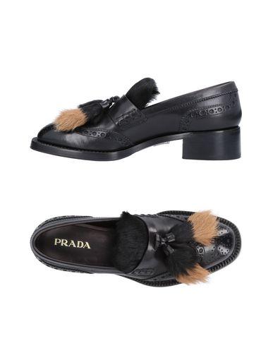 Zapatos Mujer casuales salvajes Mocasín Prada Mujer Zapatos - Mocasines Prada - 11484421AL Negro c026a6