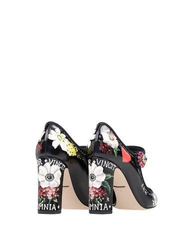 amp; Noir Gabbana amp; Dolce Dolce Dolce Escarpins Gabbana Escarpins Noir qS7w6n