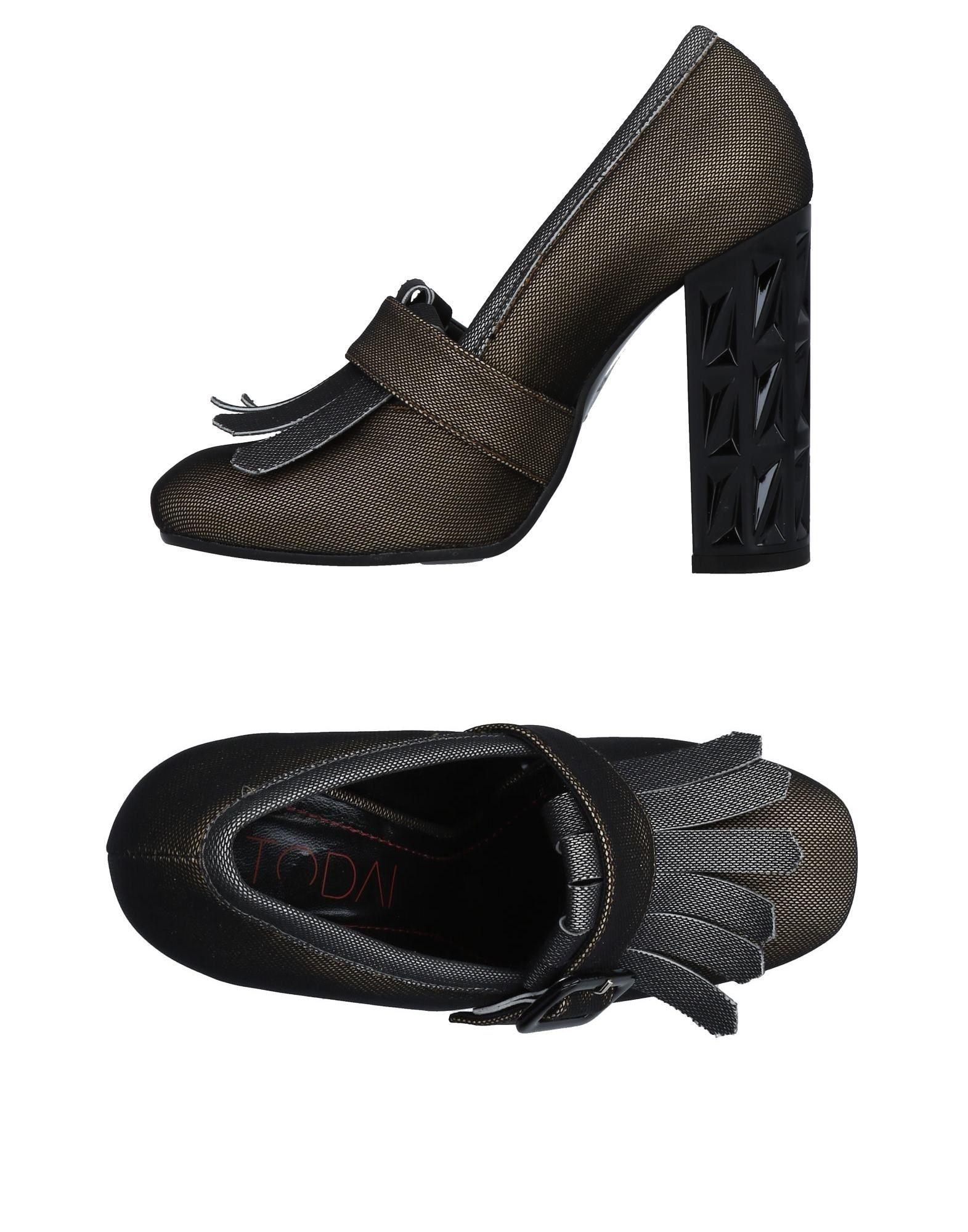Todai Mokassins Damen  11484429JD Gute Qualität beliebte Schuhe