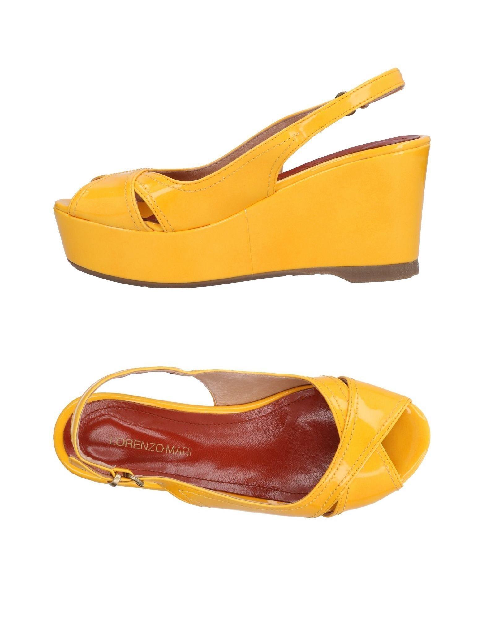Lorenzo Mari Sandalen Damen  11484445KK Neue Schuhe