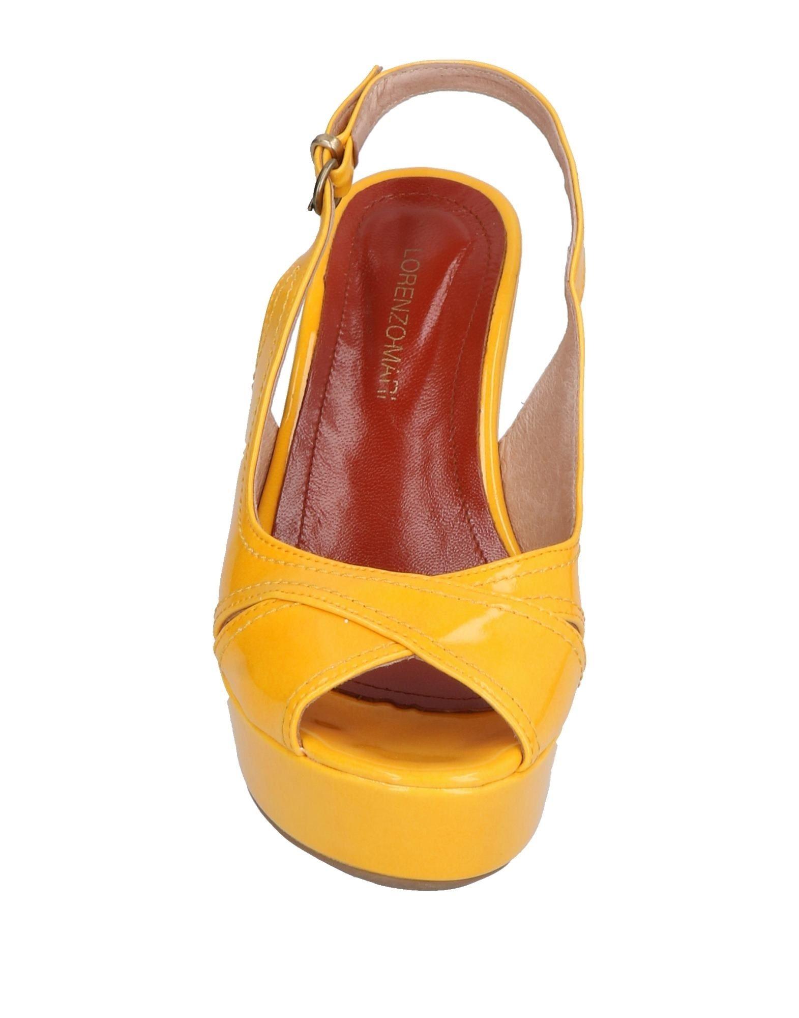 Lorenzo Mari Sandalen Damen    11484445KK Neue Schuhe 95ec50