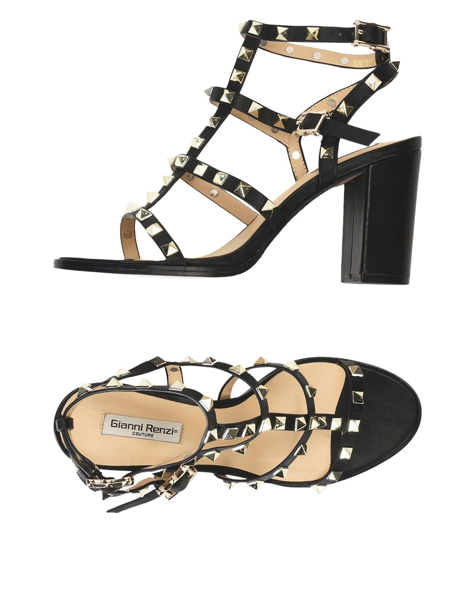 Gianni Renzi®  Couture Sandalen Damen  11484477GTGut aussehende strapazierfähige Schuhe