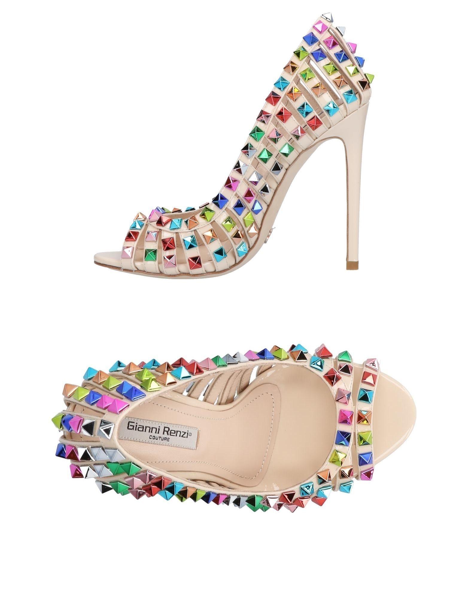 Gianni Renzi®  Couture Pumps Damen  11484481ISGut aussehende strapazierfähige Schuhe