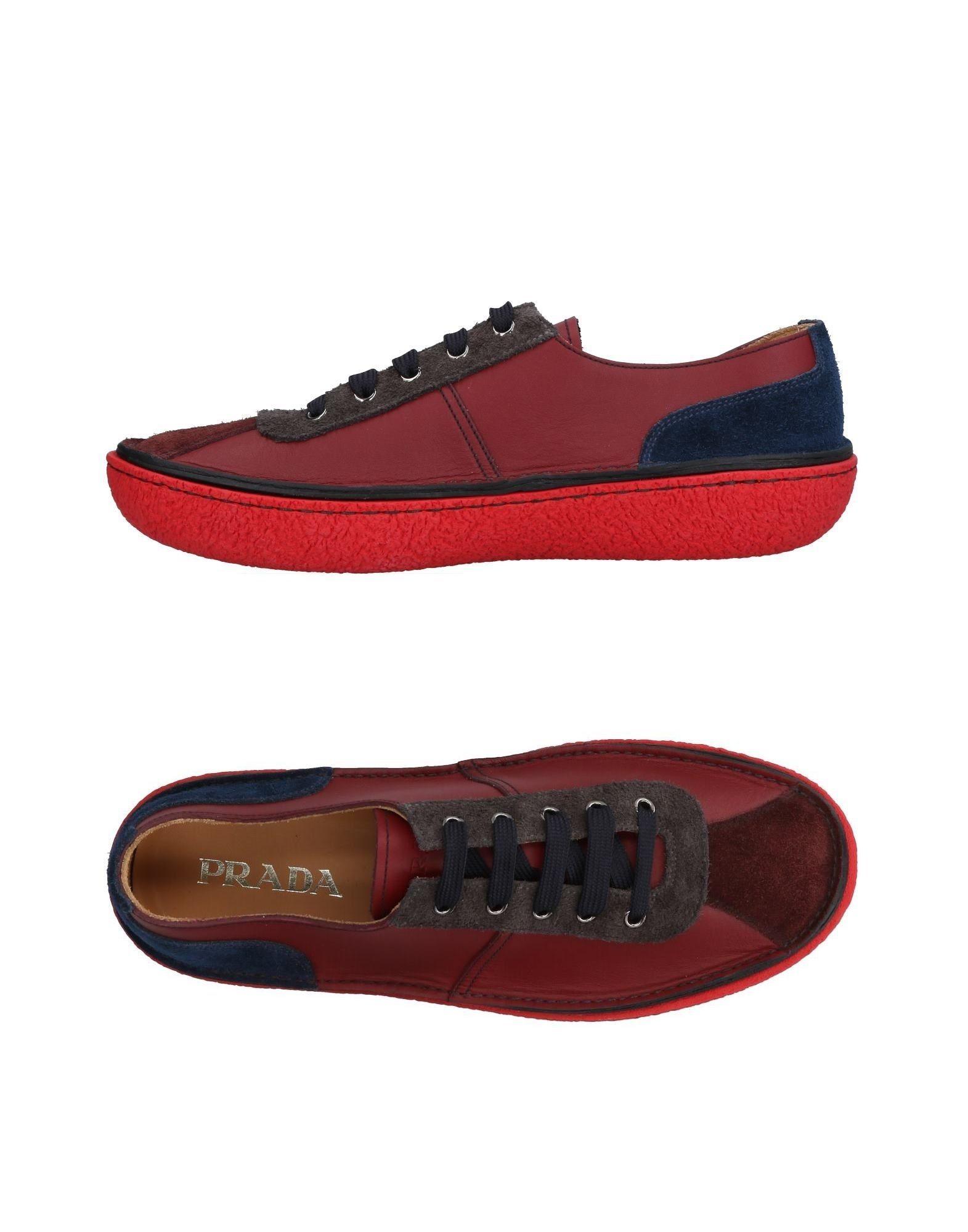 Prada Sneakers Herren  11484491UW Gute Qualität beliebte Schuhe