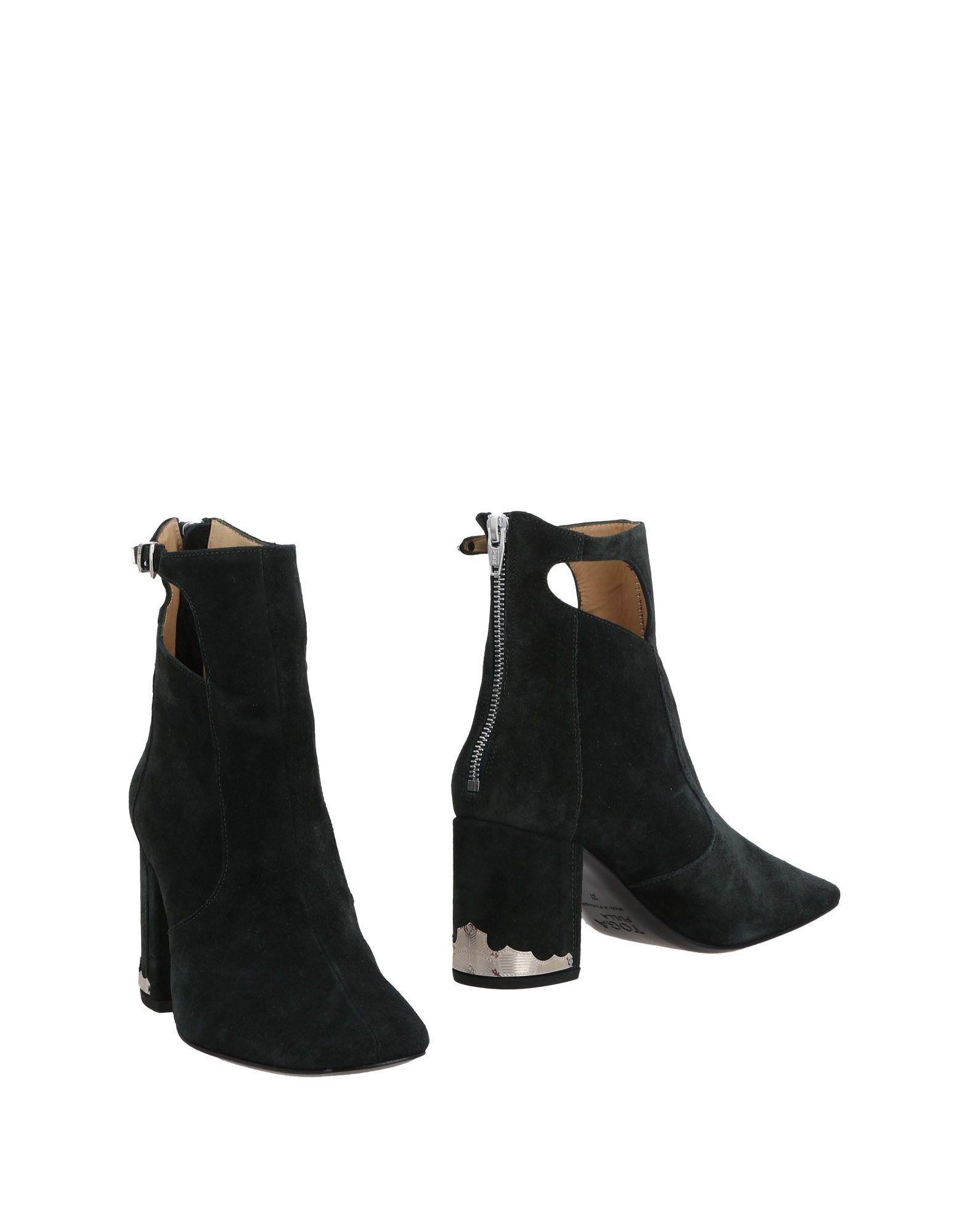 Toga Pulla Stiefelette Damen  11484504TRGut aussehende strapazierfähige Schuhe