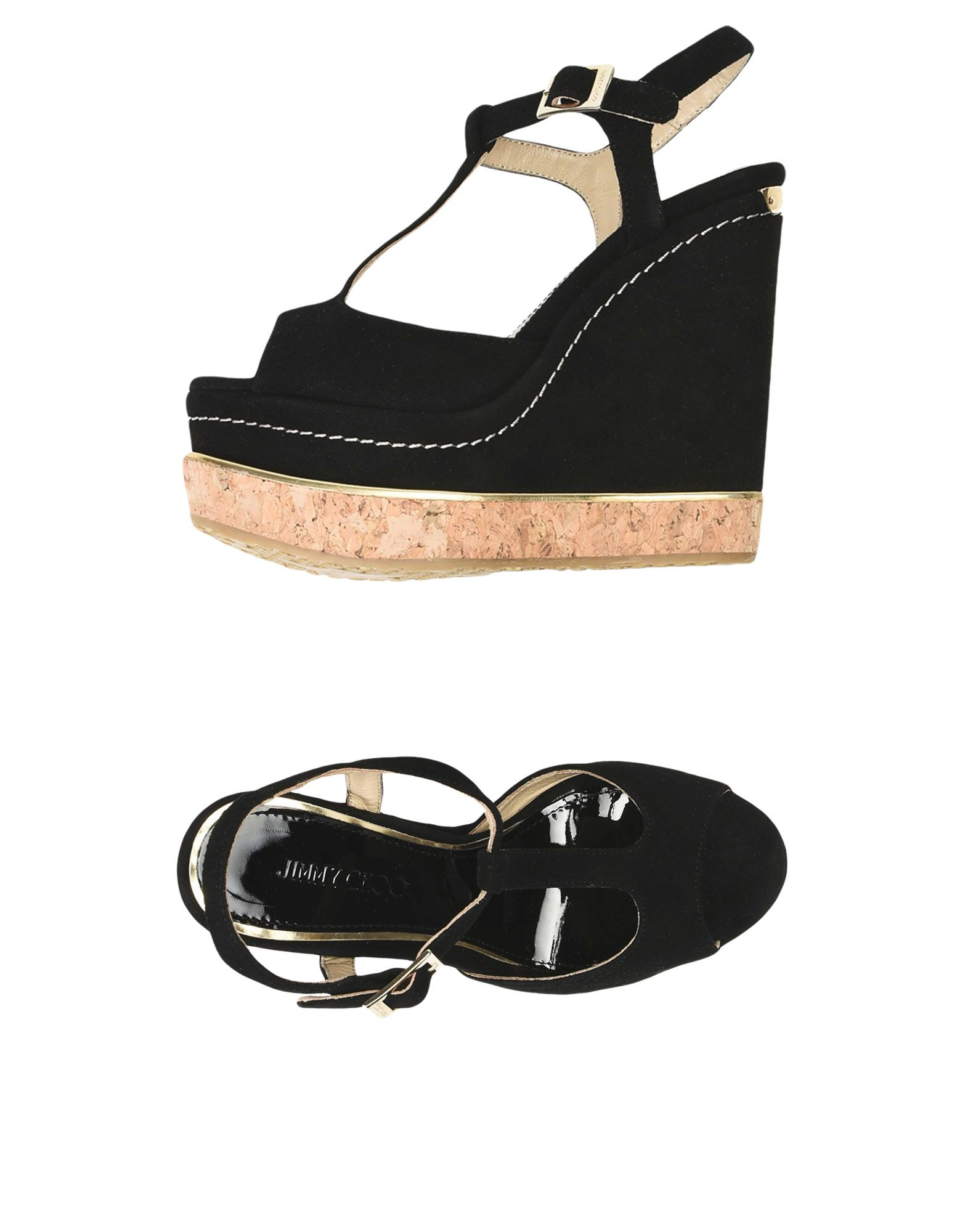 Rabatt Schuhe Jimmy Choo Sandalen Damen  11484538SE