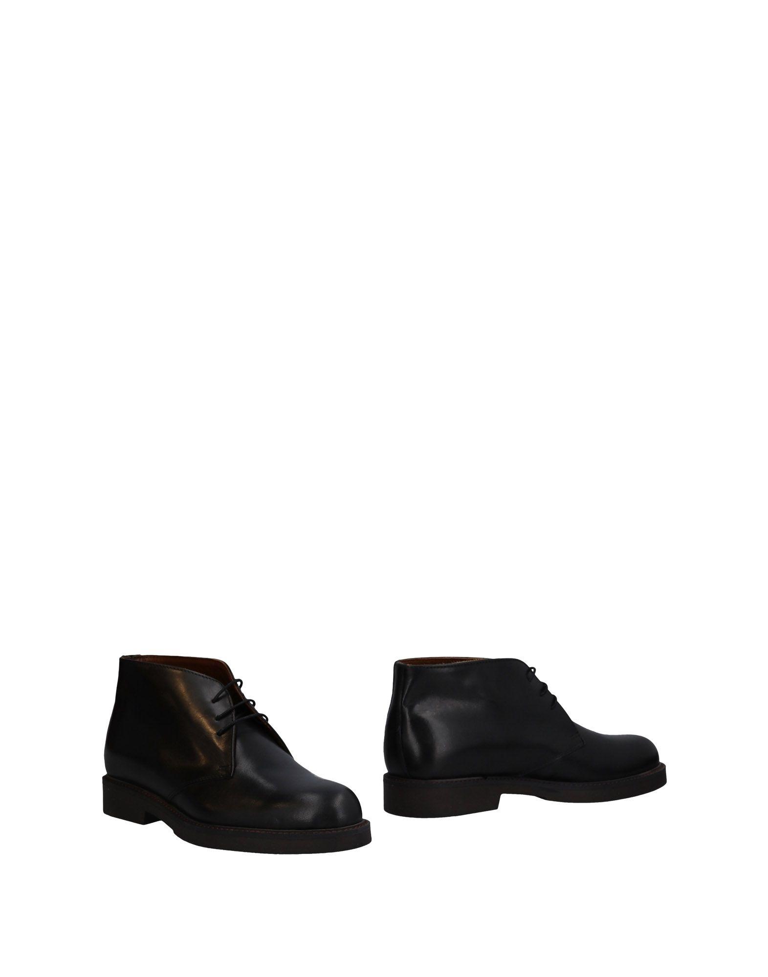 Rabatt echte Schuhe Angelo Pallotta Stiefelette Herren  11484540MH