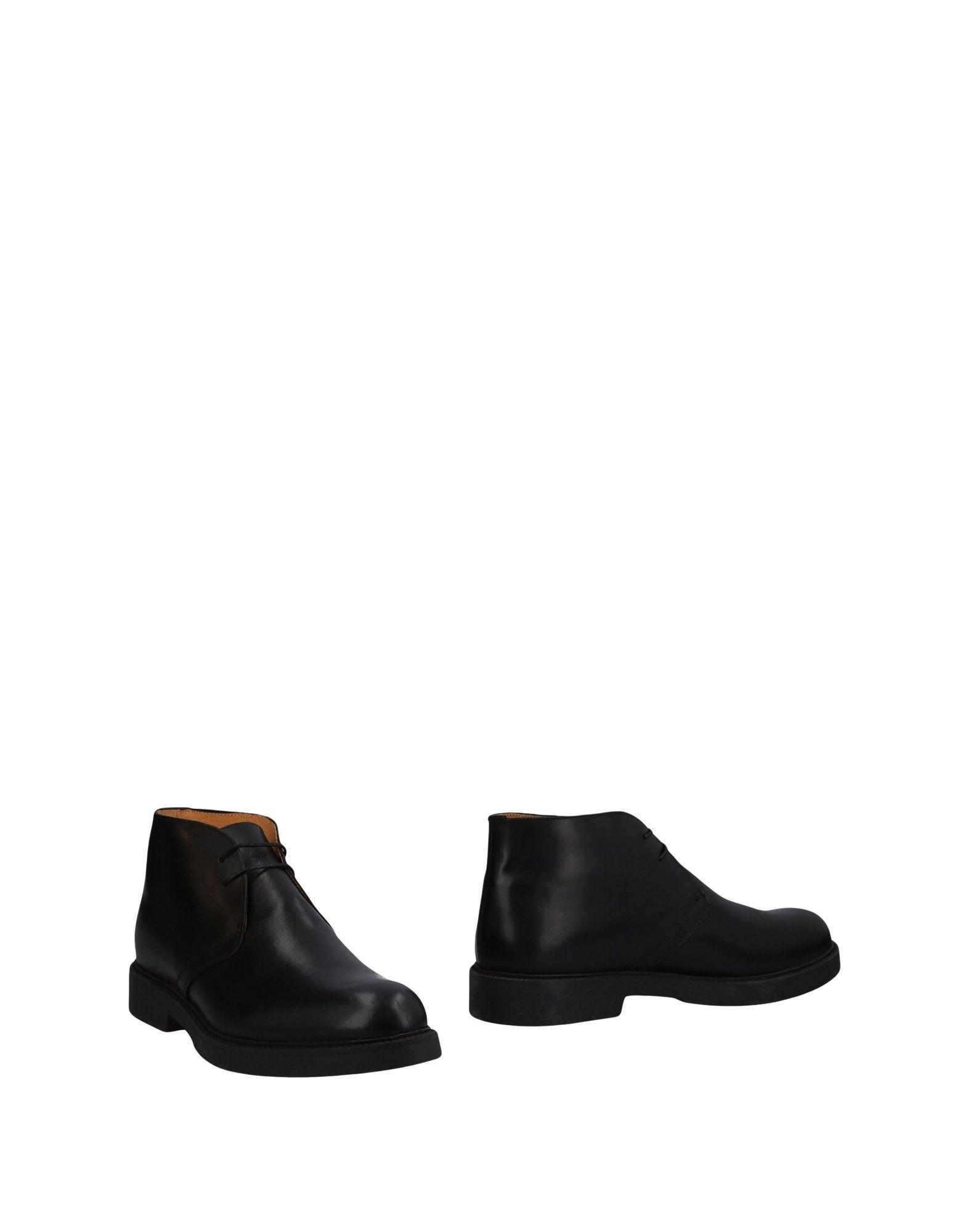Rabatt echte Schuhe Angelo Pallotta Stiefelette Herren  11484545AX