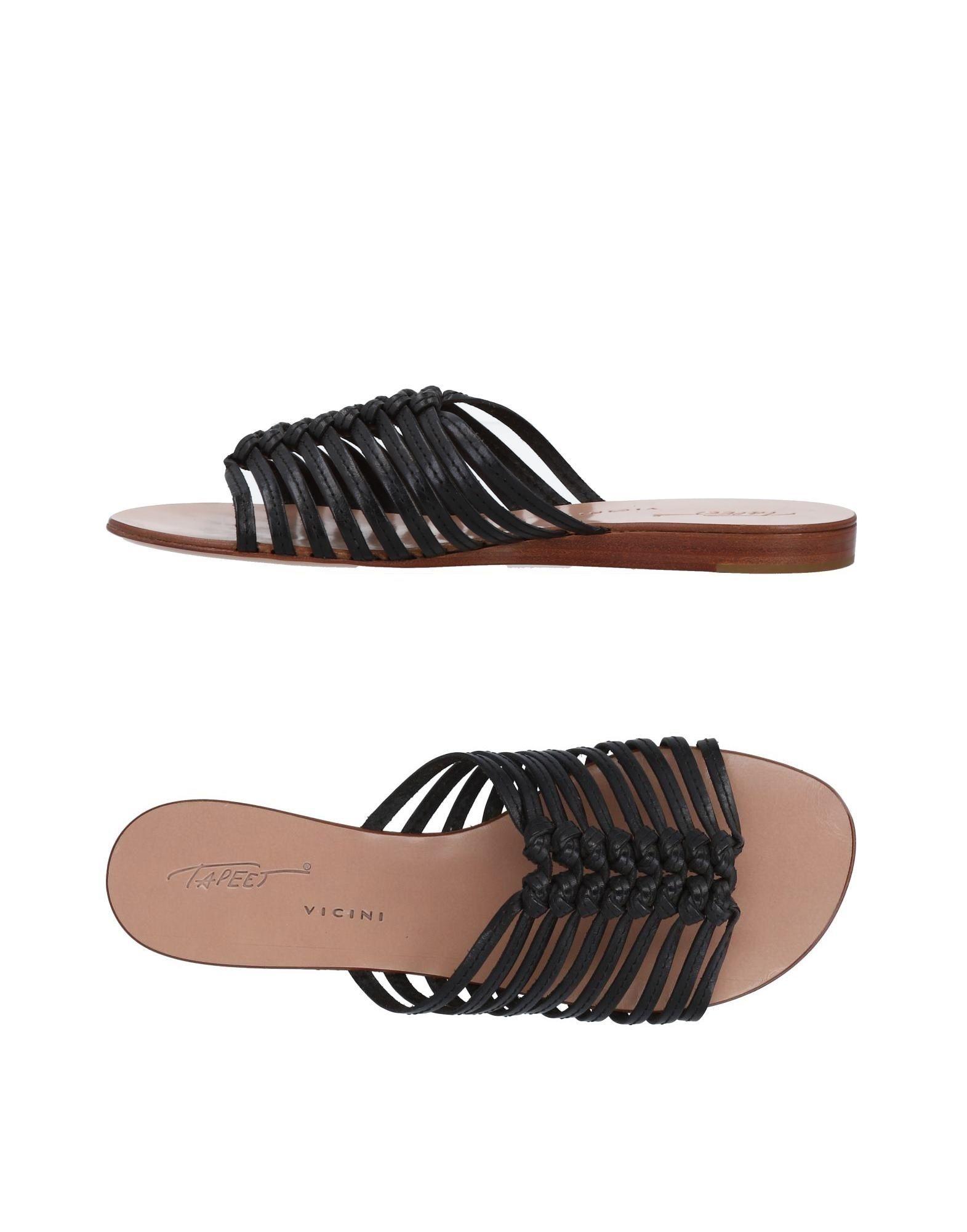 Stilvolle billige Schuhe Vicini Tapeet Tapeet Vicini Sandalen Damen 11484563KF c1cb79