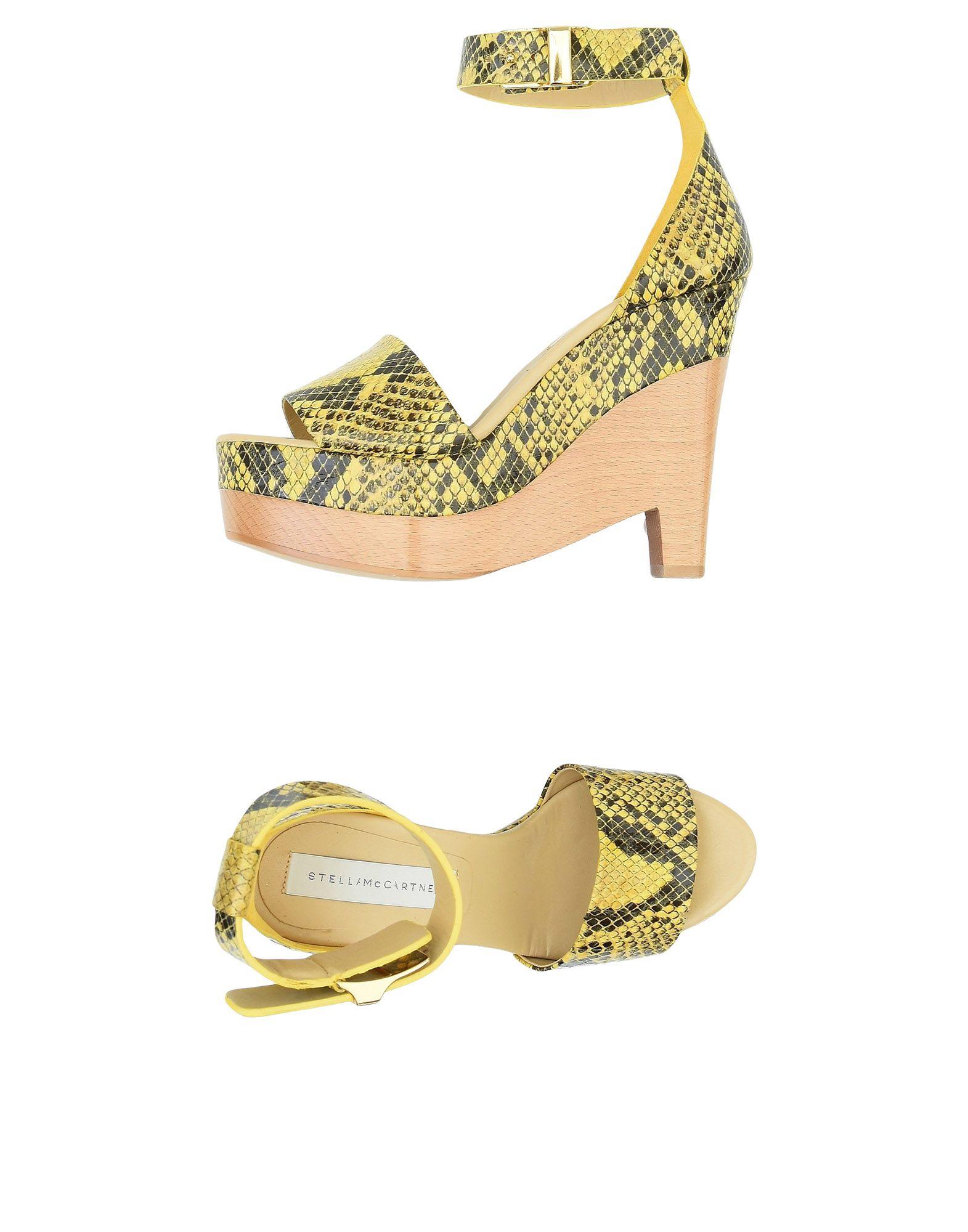 Stilvolle billige Schuhe Stella Mccartney Sandalen Damen  11484608DW