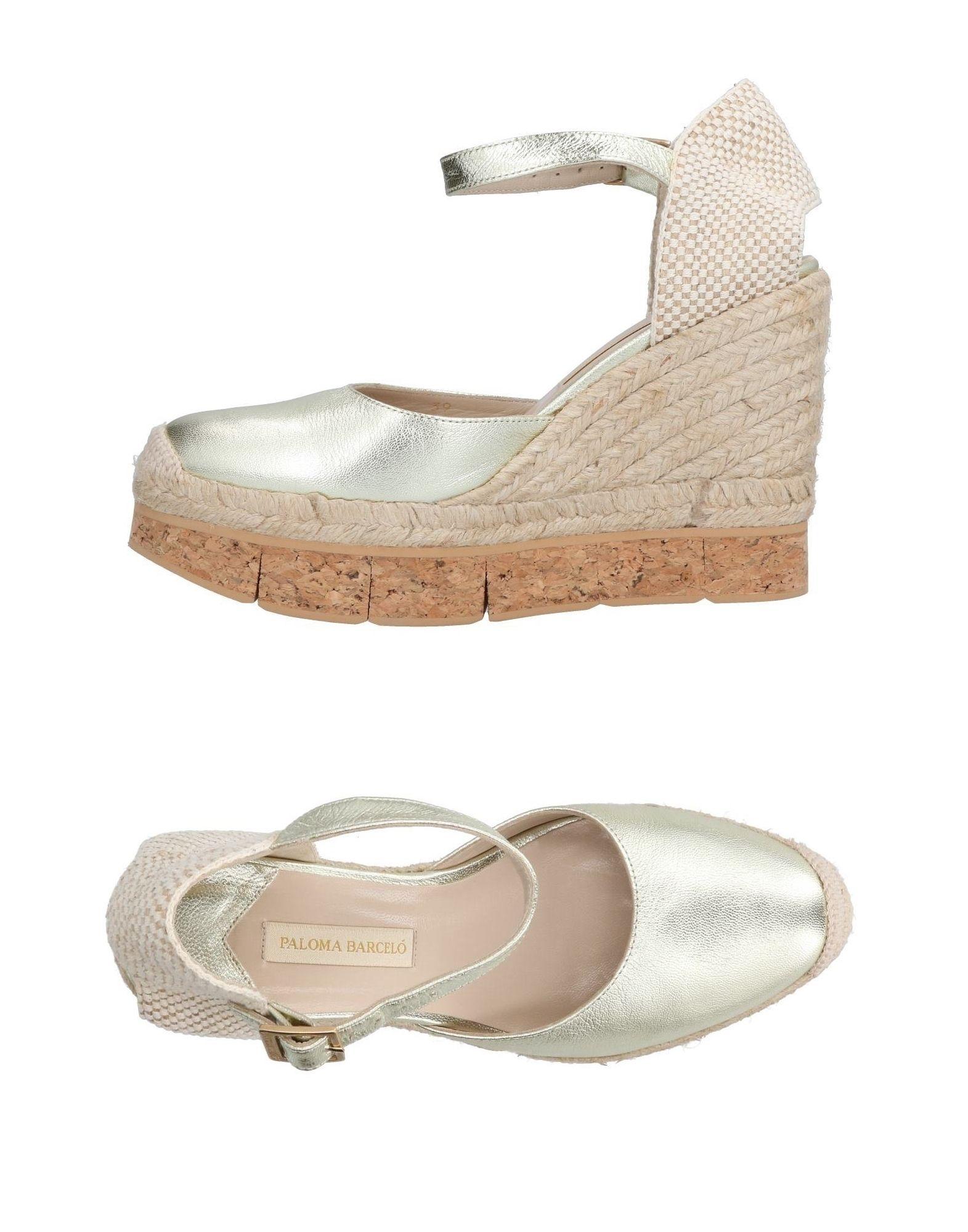 Gut um billige Schuhe Damen zu tragenPaloma Barceló Espadrilles Damen Schuhe  11484627IA 98799b