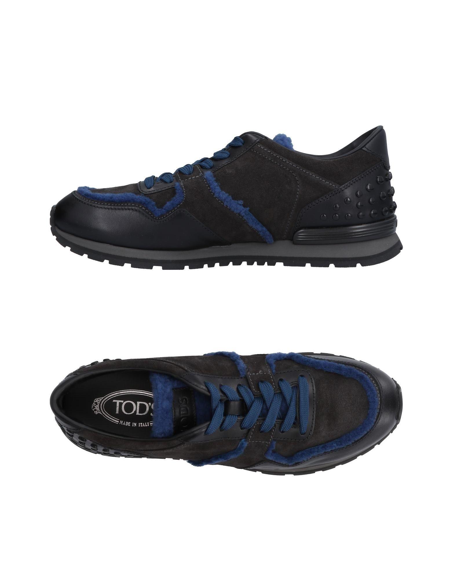 Tod's Sneakers Qualität Herren  11484631CN Gute Qualität Sneakers beliebte Schuhe ae0e93