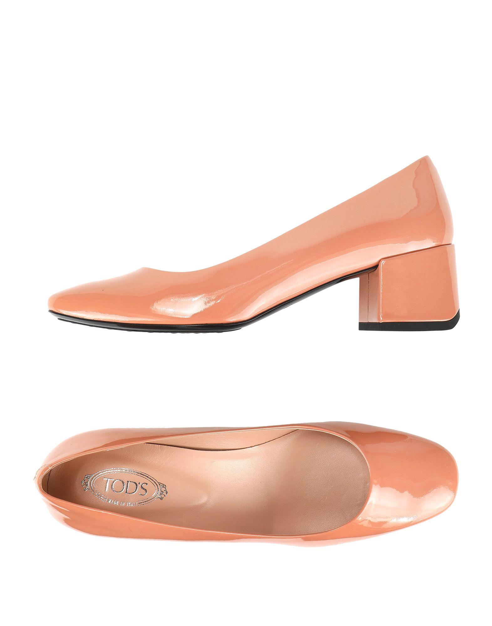 Tod's Pumps Damen  aussehende 11484642JIGünstige gut aussehende  Schuhe a2e21b