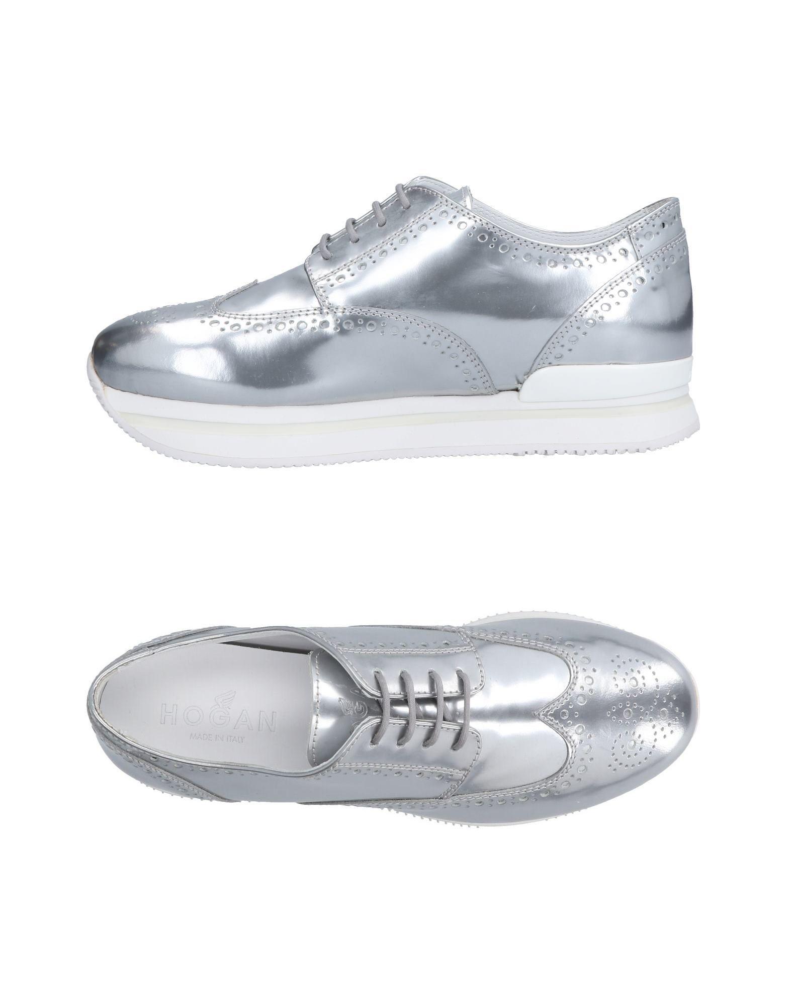 Hogan Schnürschuhe Damen  11484649DVGut aussehende strapazierfähige Schuhe