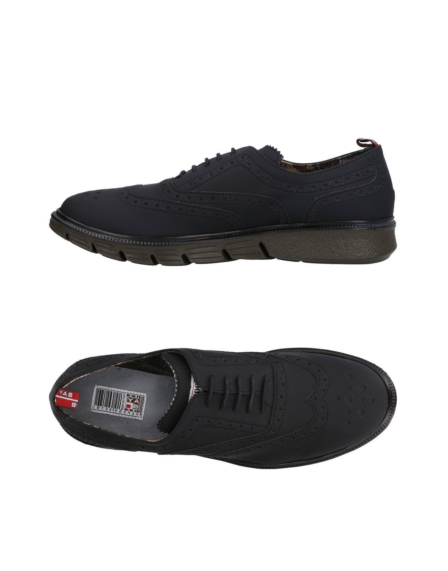 Rabatt echte Schuhe Yab Schnürschuhe Herren  11484666KJ