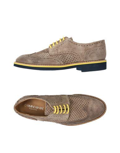 Zapatos especiales para hombres y mujeres Marfé Zapato De Cordones Carmine Marfé mujeres Hombre - Zapatos De Cordones Carmine Marfé - 11484710BP Verde militar 83a286