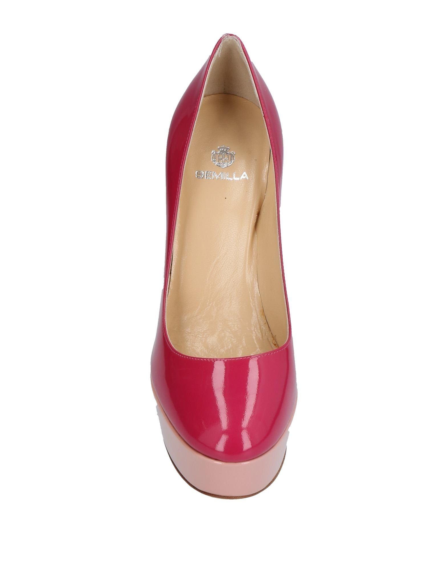 Gut Damen um billige Schuhe zu tragenSemilla Pumps Damen Gut 11484719CE 815c98