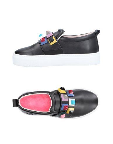 Scarpe Sneakers Nero t a D Donna e