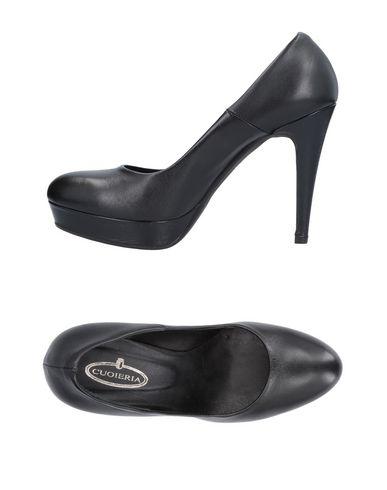 Los últimos zapatos de descuento para hombres y mujeres Mujer Zapato De Salón Cuoieria Mujer mujeres - Salones Cuoieria - 11484727VX Negro 5d0e89